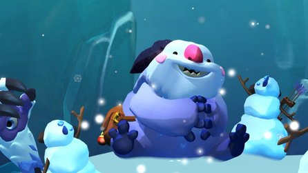 Gigantic - Flauschig & frostig: Eismonster Pakko im Video-Spotlight