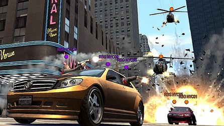 GTA 4: Episodes from Liberty City - Test-Video zum Multiplayer-Modus
