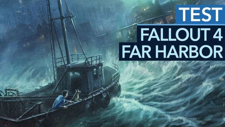 Fallout 4 DLC: Far Harbor - Test-Video - Bethesda in Bestform