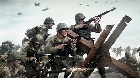 Call of Duty: WW2 - Alle Infos zur PC-Beta: Preload, Inhalt und Systemanforderungen