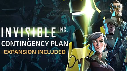 Invisible, Inc. - PS4-Trailer