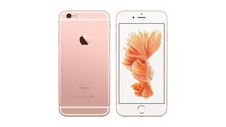 Apple iPhone 6s (Plus)