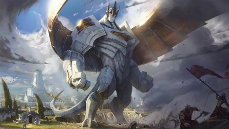 League of Legends - Champion-Spotlight: Das kann der neue Galio
