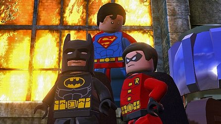 Lego Batman 2: DC Super Heroes - Test-Video zum Lego-Superhelden-Spaß