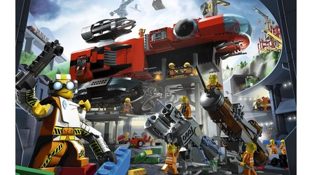 Spiele-Wallpapers - Emergency 2012, Lego Universe und Great Battles Medieval