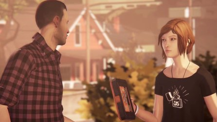 Life is Strange: Before the Storm - Fast 10 Minuten neues Gameplay mit Chloe und ihrem Stiefvater