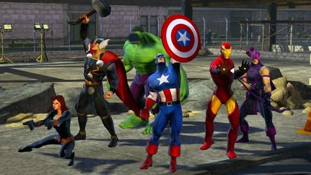 Marvel Heroes - Test-Video zum F2P-Diablo mit den Marvel-Helden