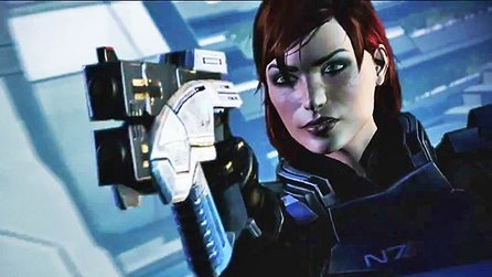 Mass Effect 3 - »Reinstate Female Shepard«-Trailer