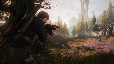 Mavericks: Proving Grounds - Battle-Royale-Shooter für 400 Spieler bald in der Closed Beta