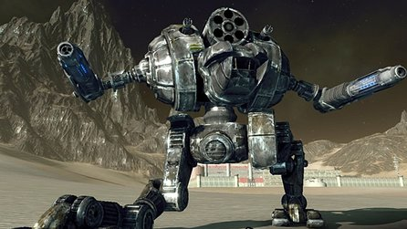 Crysis - Mod: MechWarrior Living Legends v0.4.0 zum Download