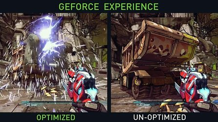 Nvidia Geforce Experience - Offizielle Closed-Beta-Preview