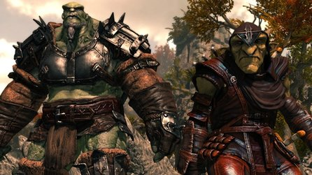 Of Orcs and Men - Test-Video zum orkischen Rollenspiel