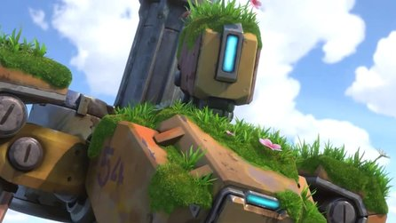 Overwatch - Emotionaler Cinematic Trailer: The Last Bastion