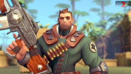 Paladins Battlegrounds - Offizieller Trailer zu Paladins Battle-Royale-Modus