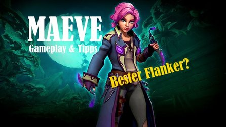 Paladins - Gameplay: Neuen Top-Champion Maeve angespielt