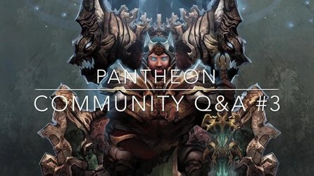 Pantheon: Rise of the Fallen - Entwickler-Q&A #3 zur Kickstarter-Kampagne
