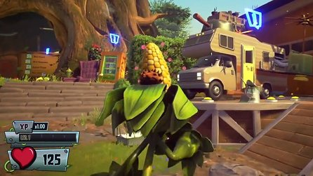 Plants vs. Zombies: Garden Warfare 2 - Trailer zum Singleplayer-Modus