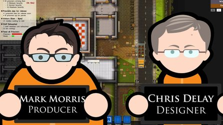 Prison Architect - Entwickler-Video zur Alpha-Version 31