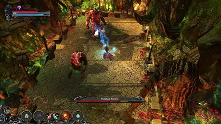 R.A.W. - Realms of Ancient War - Test-Video zum Diablo-Klon