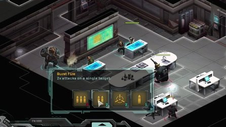 Shadowrun Returns - Entwickler-Walkthrough zum Kickstarter-Rollenspiel