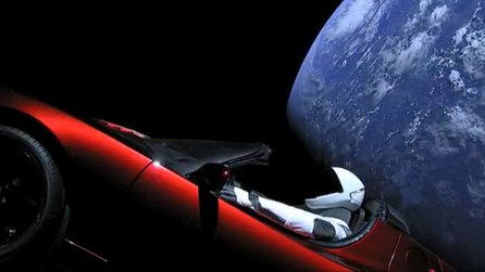 SpaceX Starman - Webseite verfolgt den Tesla-Roadster im All