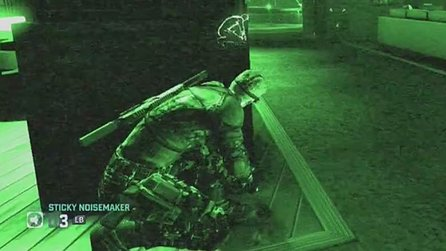 Splinter Cell: Blacklist - Koop-Walkthrough zur Mission »Sea Fort«