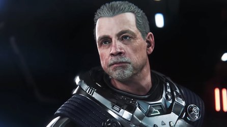 Star Citizen: Squadron 42 - Ingame-Video zeigt Mark Hamill in Action