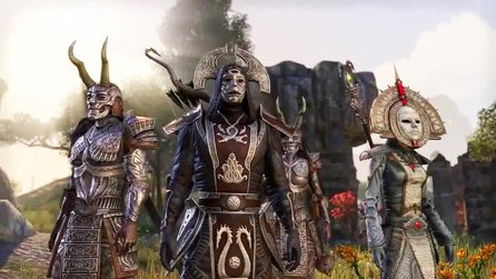 The Elder Scrolls Online: Tamriel Unlimited - Ingame-Trailer: »Vier Freunde«