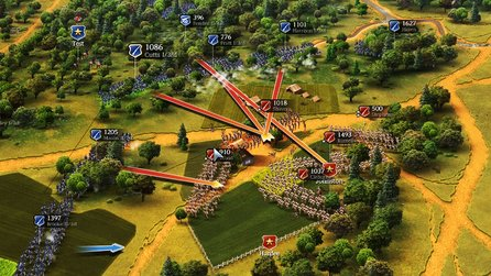 Ultimate General: Civil War im Test - Historische Echtzeit-Strategie