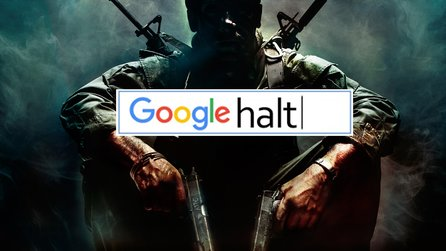 Warum macht Call of Duty aggressiv? - Google halt!