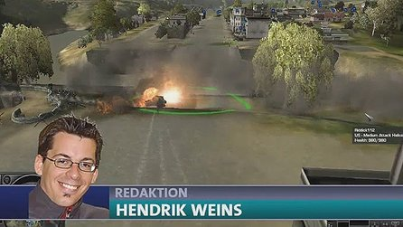 World in Conflict - Technik-Check im Video
