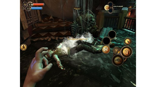 BioShock - Screenhots der iOS-Version