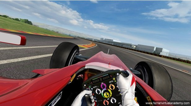 Ferrari Virtual Academy 2010