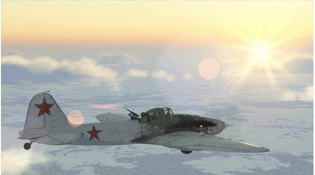 IL-2 Sturmovik: Battle of Stalingrad - Screenshots von der Gamescom 2014