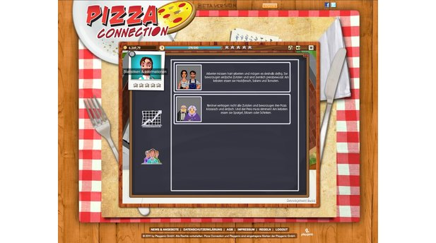 Pizza Connection Online