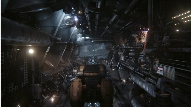 Unreal Engine 4 - Infiltrator-Demo