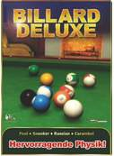 Cover zu Billard Deluxe
