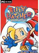Cover zu Billy Hatcher and the Giant Egg