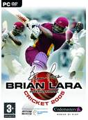 Cover zu Brian Lara International Cricket 2005