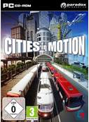Cover zu Cities in Motion