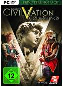 Cover zu Civilization 5: Gods & Kings