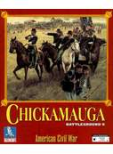 Cover zu Battleground 9: Chickamauga