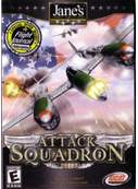 Cover zu Jane's Attack Squadron