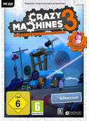 Cover zu Crazy Machines 3