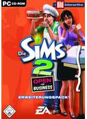 Cover zu Die Sims 2: Open for Business