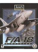 Cover zu Jane's Combat Simulations: F/A-18 Simulator