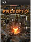 Cover zu Factorio
