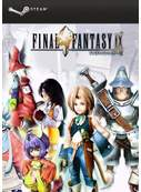Cover zu Final Fantasy 9