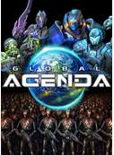 Cover zu Global Agenda