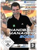 Cover zu Handball Manager 2009